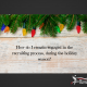 How do I stay engaged in the recruiting process during the holiday season?